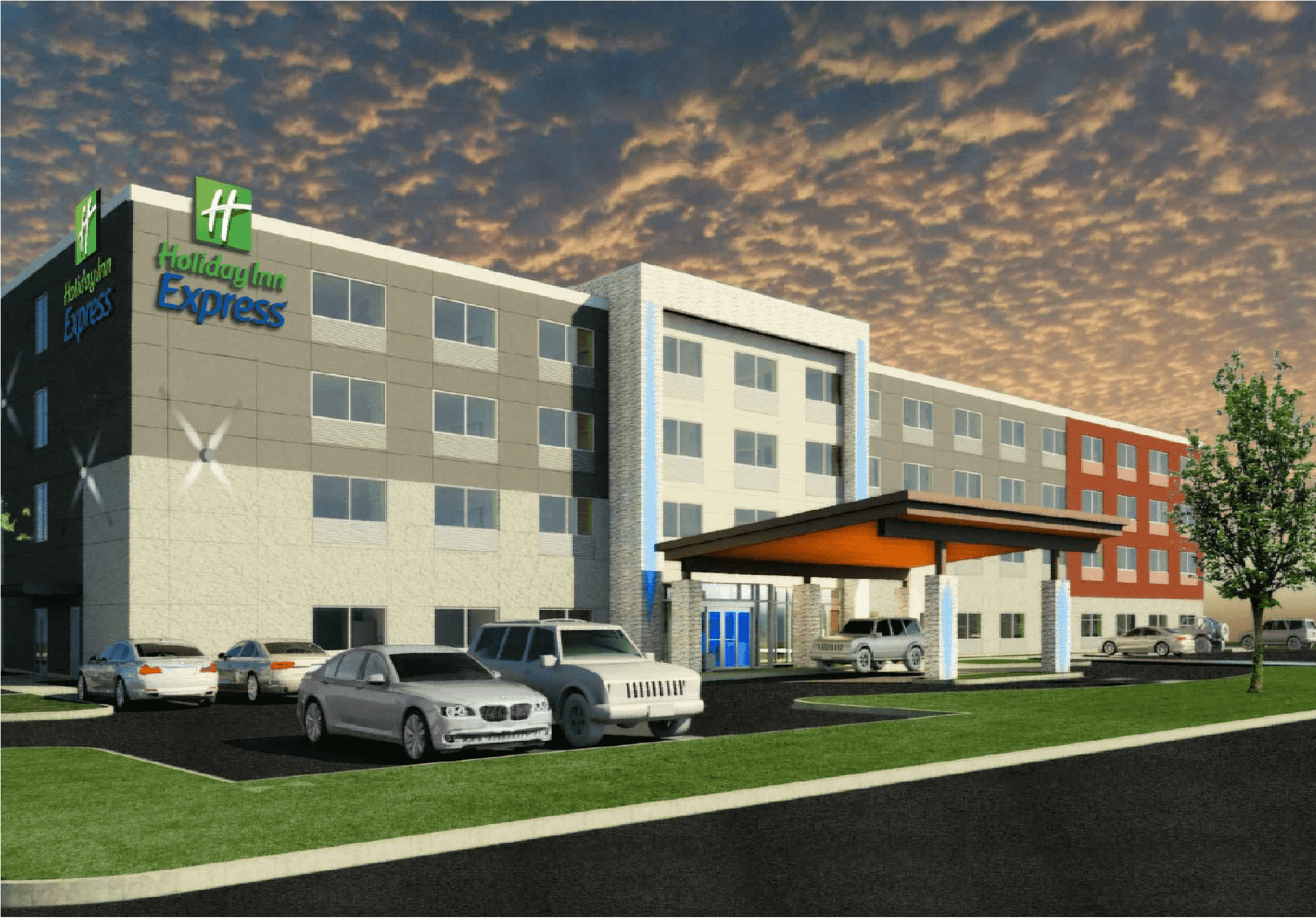 Holiday Inn Express Coming To Thomasville Al Construction Begins 4th Quarter 2017